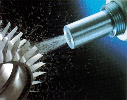 Дробеструйная обработка металлоизделий, метизов